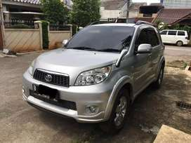 Toyota Rush G Matic Automatic AT 2015 low km