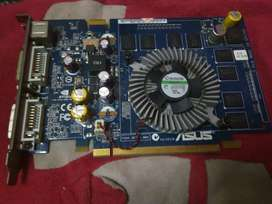Asus 7600GS 512Mb 128bit Ddr2
