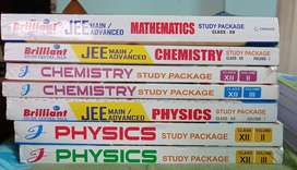 Brilliant Pala Books, IIT-JEE Complete Package ~Barely Used