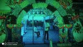 Automatic sanitization gate
