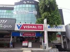 Requirement available at shopping mall job