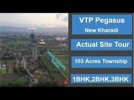 3 BHK Luxurious Apartment in Kharadi at VTP PEGASUS