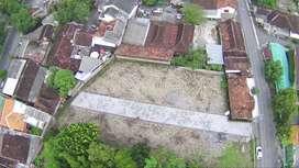 Dijual Tanah Pekarangan Depan SMAN 1 Kalasan, Luas 106m2