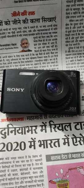 Sony Camera 20.1 Mexapixel