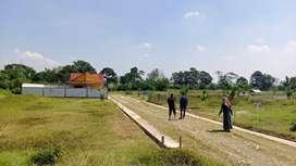Tanah Kavling 5km ke Pasar Tradisional Telagasari Wadas Karawang