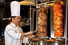 Need a experienced shawarma chef.