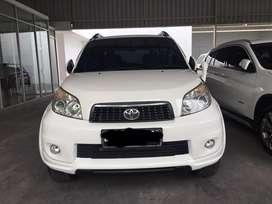 Toyota Rush G AT 2012 Putih