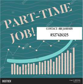 JOIN US FOR PART TIME WORK FROM HOME