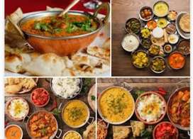 Fully cook jise Khana or fast food ata ho
