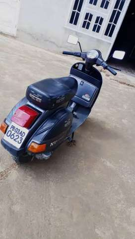 Scooter for sale 2012 model lml. 4stroke very good condition