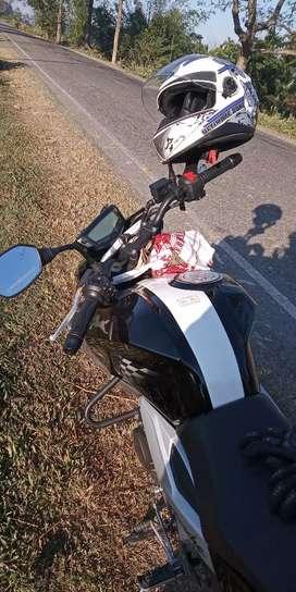Tvs apachee 160 4v bike