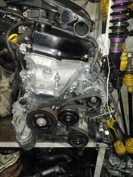 Vitz 2012 engine