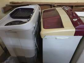 Washing machine semi automatic available for selling purpose