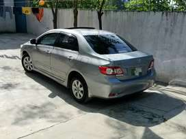 Corolla Altis 1.6SR CROUISTRONIC 2nd OWNER.  2 original keys available