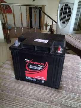 Battery Excide Powersafe 42AH 12V New