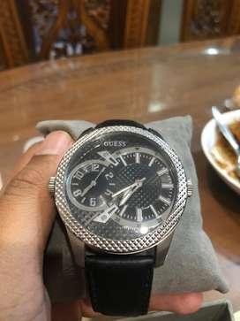 Jual jam tangan original Guess U0788G2 (Nego)