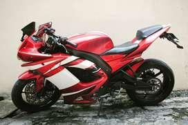 Yamaha Byson modif moge atau moto gp ducati