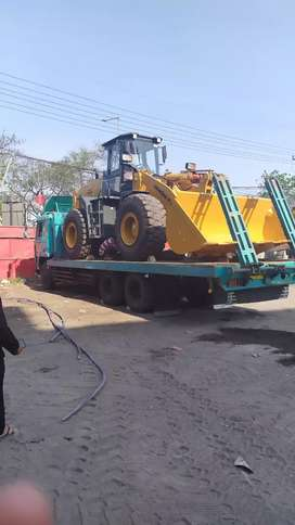 Tangguh Kuat Kokoh Wheel Loader YTO Engine Power 55Kw brand Lonking