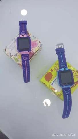 Jam tangan anak Smart Watch Kids Biasa