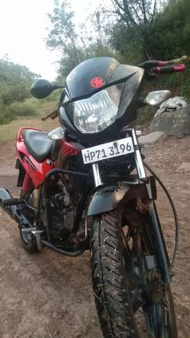 No problem in bike Good Condition