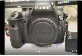 Canon 6D with 50MM lens