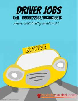Free jobs for driver in Ahmedabad