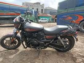 Harley Davidson 500..street