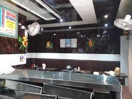furnished Restaurant at Govind nagar main market is ready to takeover