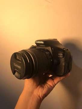 Canon 600D Murah Meriah