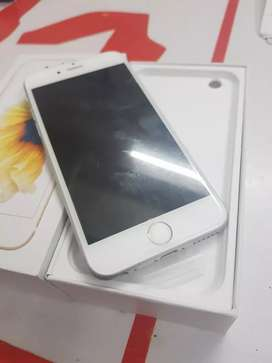 We are selling iPhone 6s 64gb with bill box 6month sellers warranty