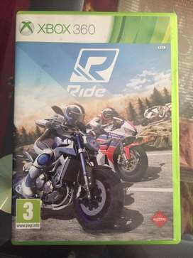 Xbox 360 Game (RIDE) Original