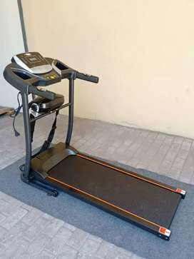 Treadmill Elektrik Verona // Funhie yie 10t32