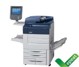 Xerox C60 Laser color machine