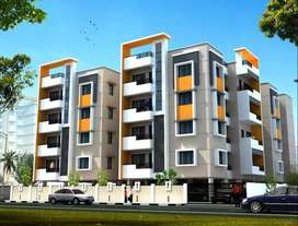2 Bds - 2 Ba - 1040 ft2 2BHK Flats For sale Near Uppal, Hyderabad