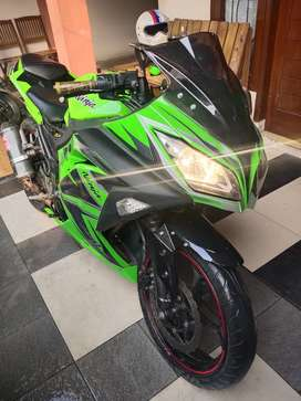 Ninja 250 Fi Tahun 2014