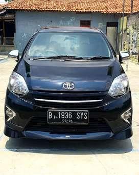 Toyota Agya G TRD AT 2014 istimewa