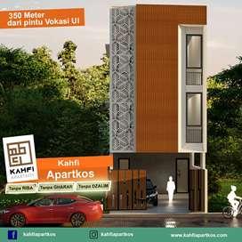 Jual Apartemen Kos Samping Universitas Indonesia,1 tower isi 10 Kamar