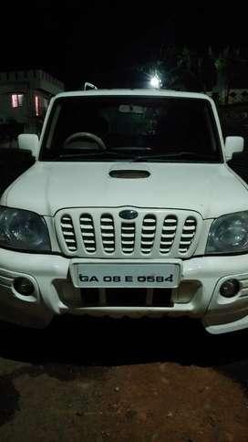 Mahindra Scorpio 2006 Diesel Well Maintained