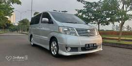 Toyota Alphard ASG 2.4 AT PS 2005
