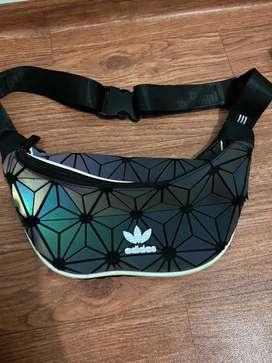 tas adidas waistbag original 100%