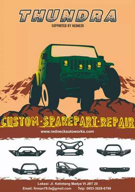 Bumper SUV & 4WD