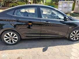 Hyundai Verna 2014 Diesel 80000 Km Driven