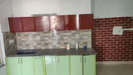 Newly constructed 2 BHK floor available for rent