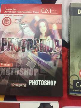 Diiferent computer books for sale tally ,photoshop ,flash ms office ,