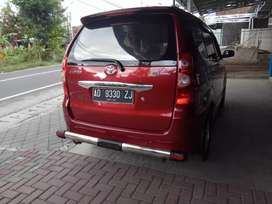 Toyota Avanza G Manual Th 2007 Plat AD Percepatan aja