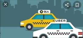 Driver required for ola/uber on trip basis.