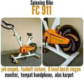 Spinning balap sepeda statis greassporty