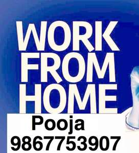 //direct home job/ part time//
