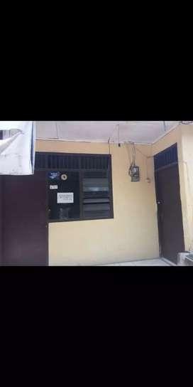 Rumah Kontrakan 2 Pintu hanya 3 menit ke Stasiun Cibitung