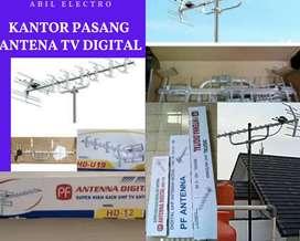 Instalasi Pasang Baru Antena Tv Digital